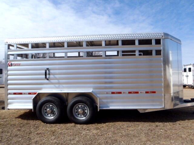 2017 Kiefer Manufacturing Livestock BP Aluminum