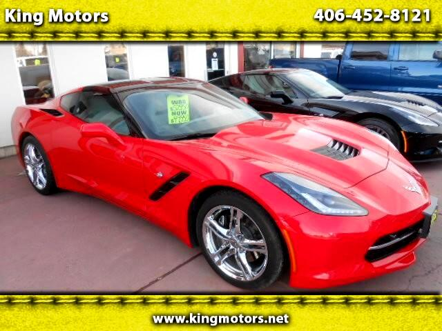 2017 Chevrolet Corvette 3LT Coupe Automatic
