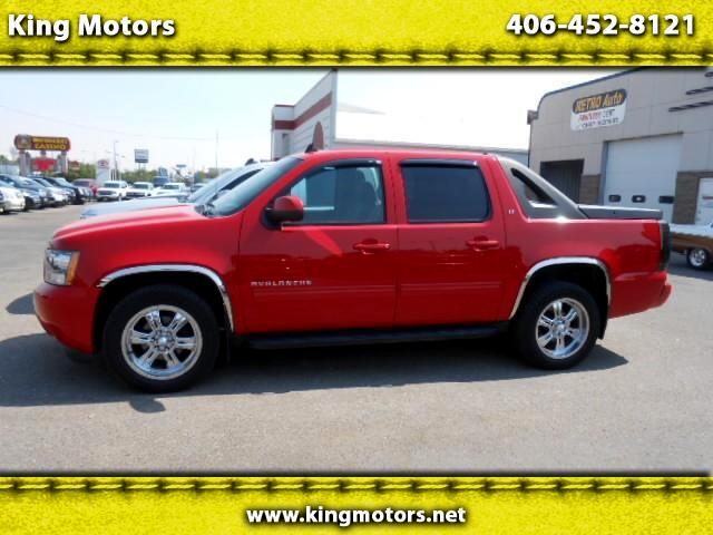 2010 Chevrolet Avalanche 1500 4WD LT3