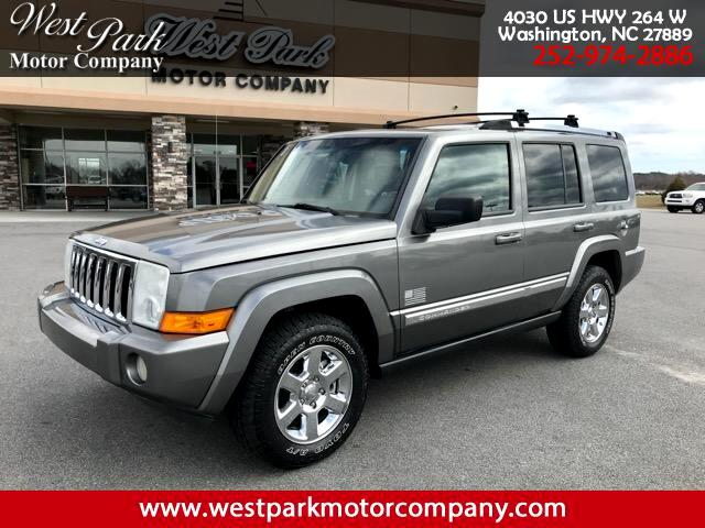 2008 Jeep Commander Limited 2WD