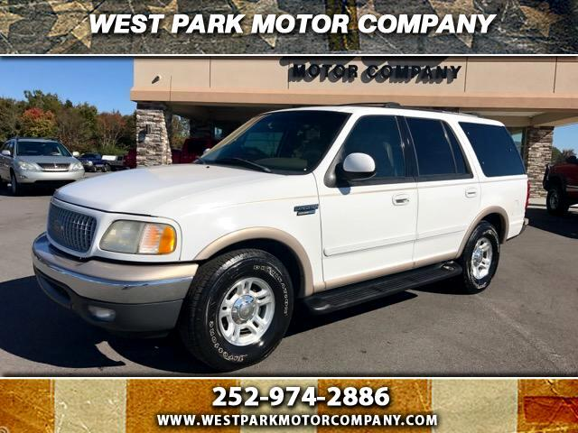 1999 Ford Expedition Eddie Bauer 5.4L 2WD
