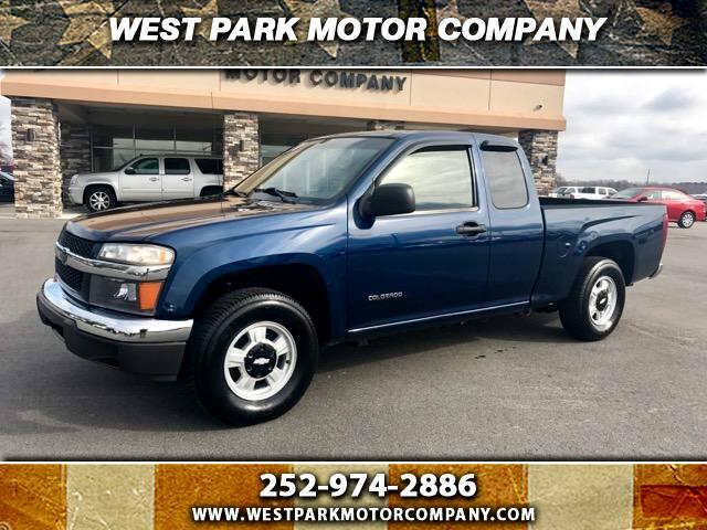 2004 Chevrolet Colorado LS 2WD