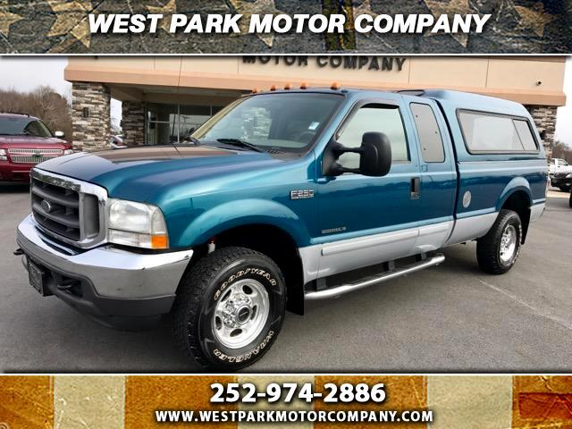 2002 Ford F-250 SD Lariat SuperCab 4WD