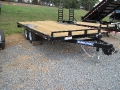 2014 Sure-Trac Deckover Trailer