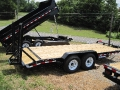 2014 Sure-Trac Implement Equipment Trailer