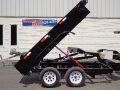 2014 Sure-Trac Homeowner Low Profile Dump Trailer
