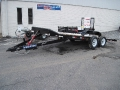 2014 Sure-Trac Tilt Bed Car Hauler Trailer