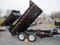 2014 Sure-Trac Low Profile Dump Trailer