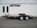 2014 Sure-Trac C-Channel Car Hauler