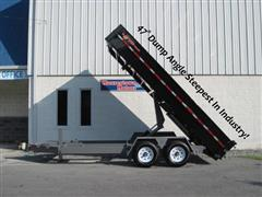 2016 BWise HD Dump Trailer
