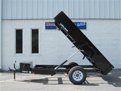 2016 Bri-Mar Low Profile Dump Trailer