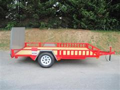 2014 BWise ATV Utility Trailer