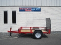 2015 BWise Utility Trailer