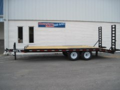 2016 Bri-Mar Equipment Trailer