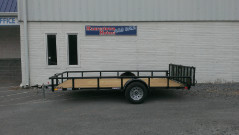 2018 Diamond C Utility Trailer