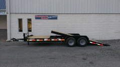 2018 Diamond C Tilt Equipment Trailer