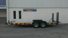 2018 Diamond C Equipment Trailer