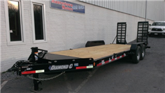 2017 Diamond C Equipment Trailer