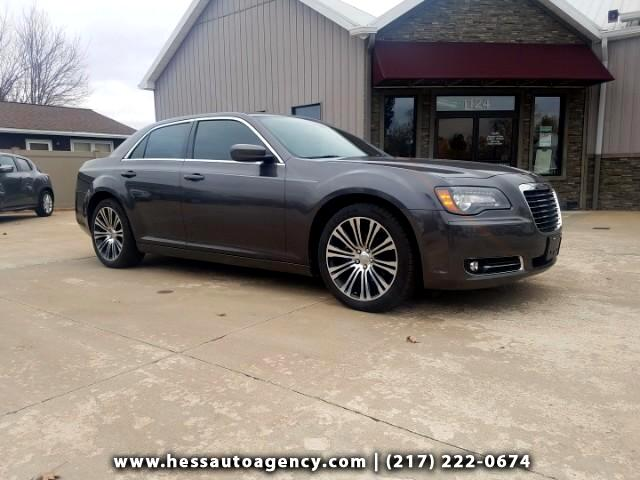 2013 Chrysler 300 S V6
