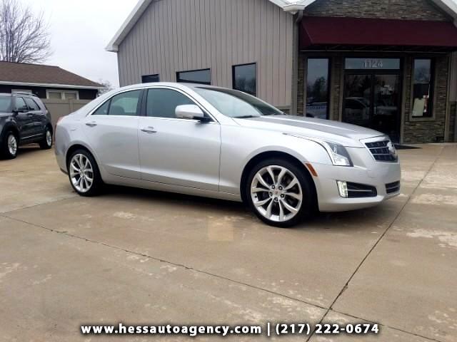 2013 Cadillac ATS Performance AWD