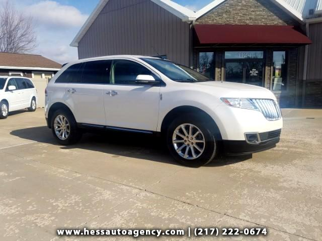2015 Lincoln MKX Premium AWD
