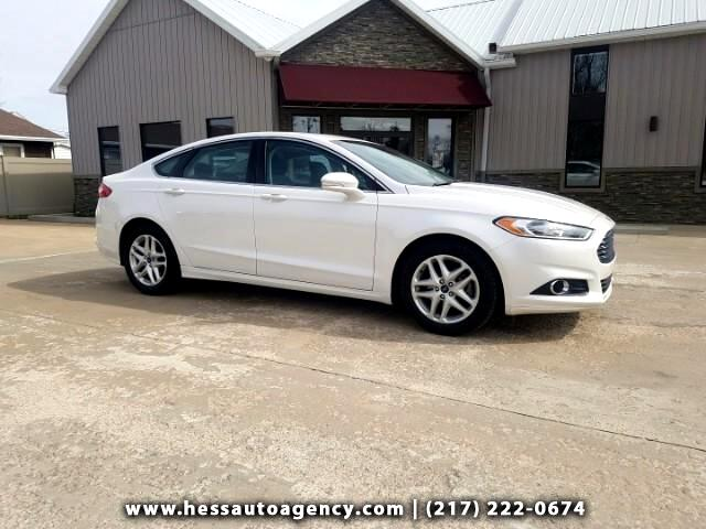 2015 Ford Fusion SE Luxury