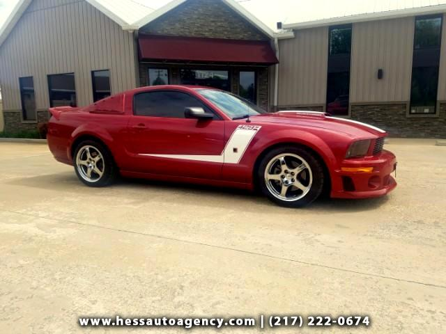 2009 Ford Mustang Roush 429R