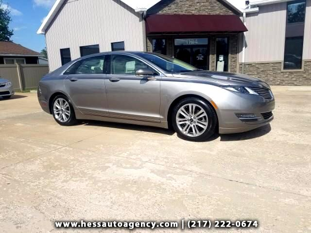 2015 Lincoln MKZ Select AWD