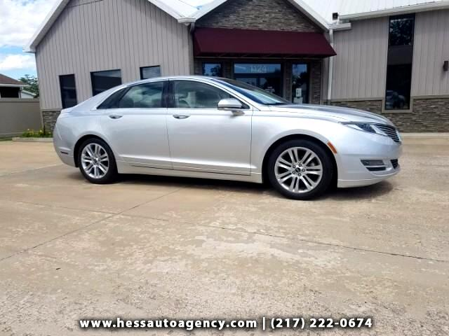 2015 Lincoln MKZ Hybrid Select