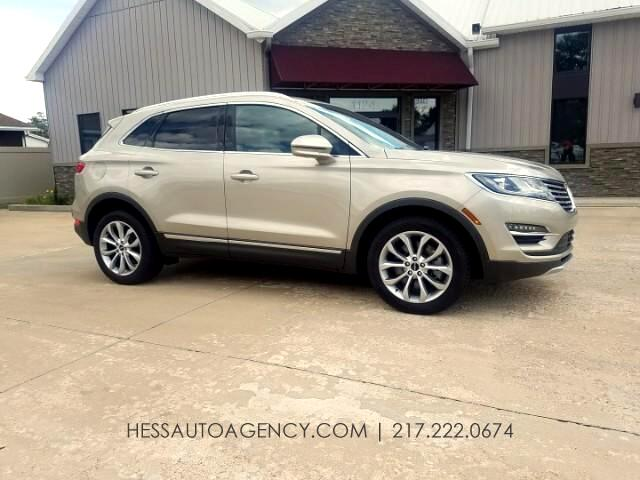 2015 Lincoln MKC Select AWD