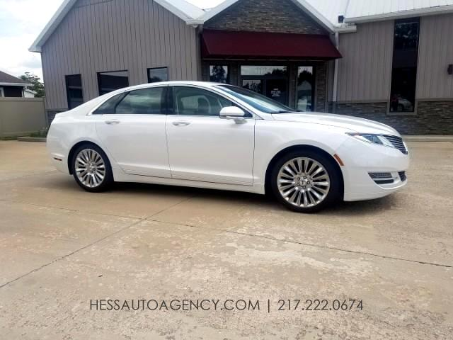 2015 Lincoln MKZ Select