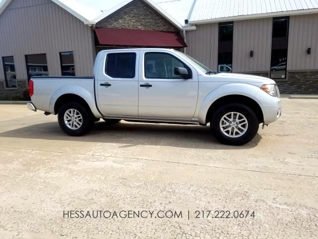 2017 Nissan Frontier SV Crew Cab 4WD