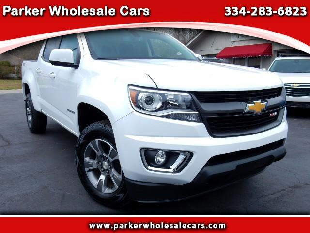 2017 Chevrolet Colorado Z71 Crew Cab 2WD Short Box