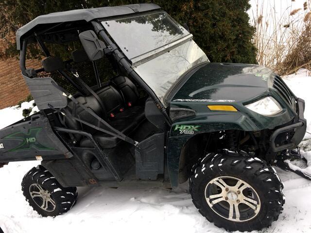 2013 Arctic Cat Prowler 700 HDX