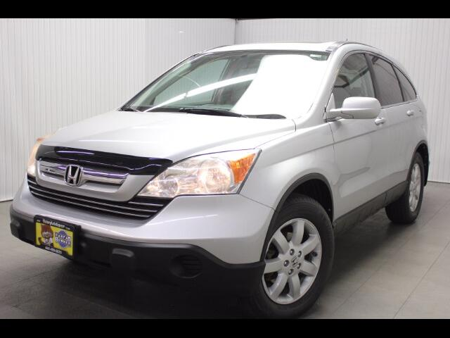 2009 Honda CR-V EX-L 4WD AT with Sunroof