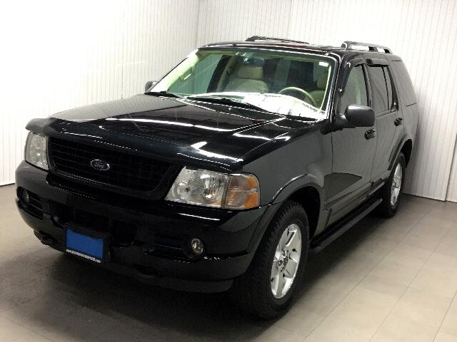 2003 Ford Explorer Limited AWD