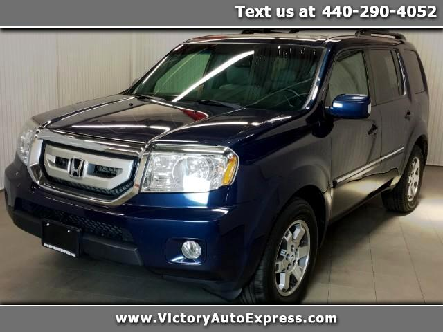 2011 Honda Pilot Touring 4WD with DVD