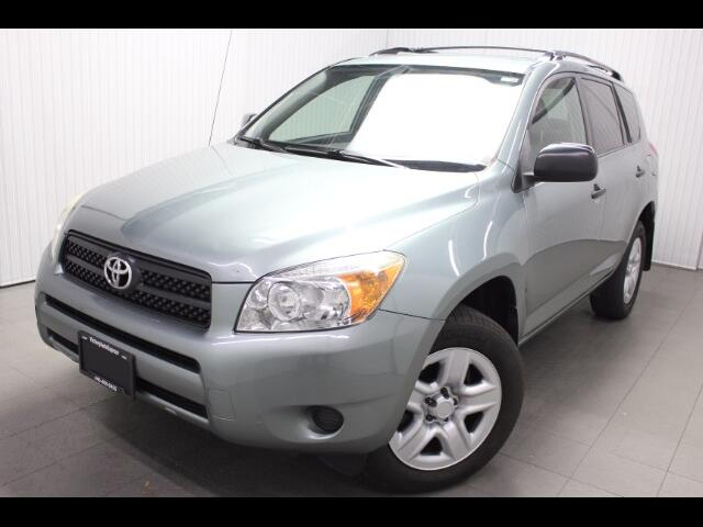 2008 Toyota RAV4 Base I4 4WD with 3rd Row