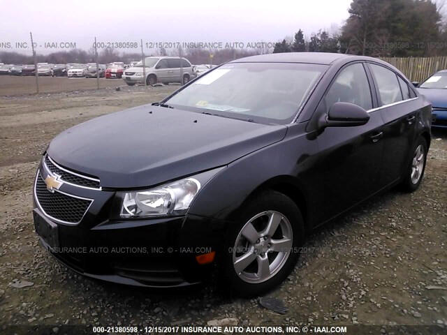 2014 Chevrolet Cruze 1LT AUTO TURBO