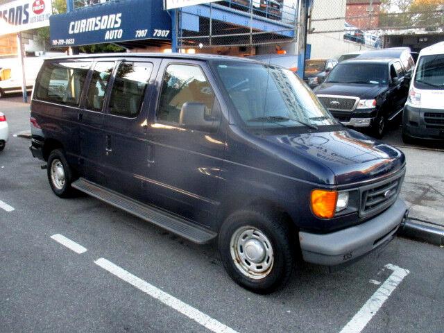 2006 Ford Econoline E-150 XL