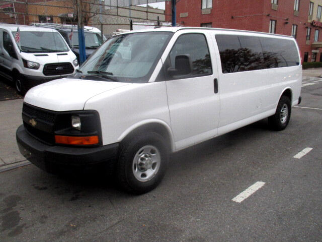 2011 Chevrolet Express LS 3500 Extended
