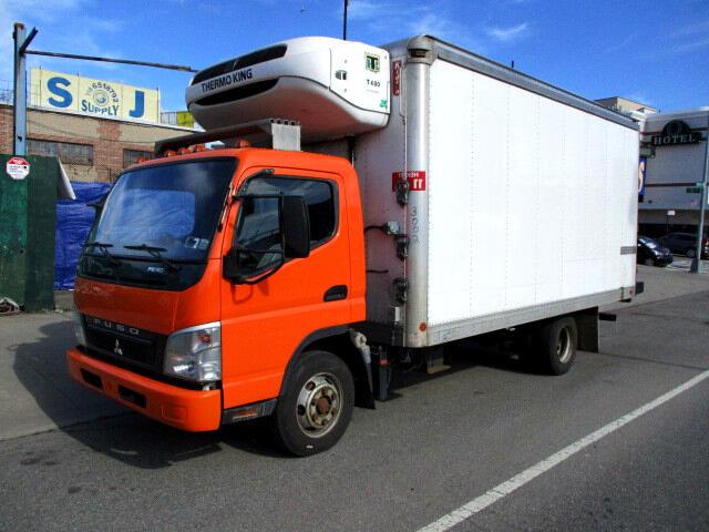 2010 Mitsubishi Fuso FE85D