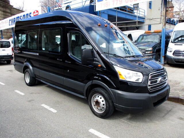 2016 Ford Transit 350 Wagon HD High Roof XLT Sliding Pass. 148 WB EL