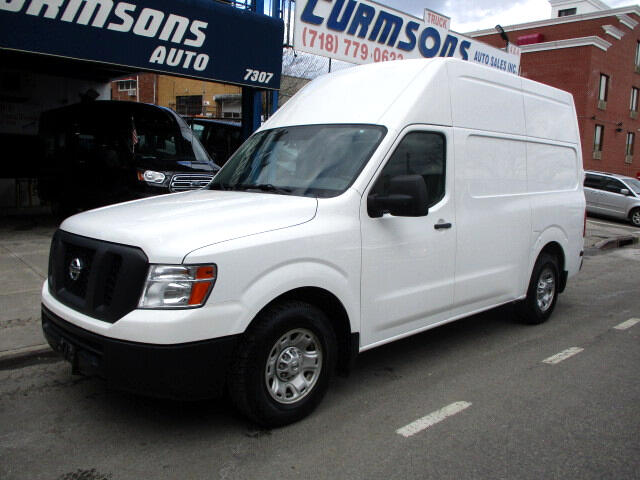 2012 Nissan NV Cargo 3500 HD S High Roof