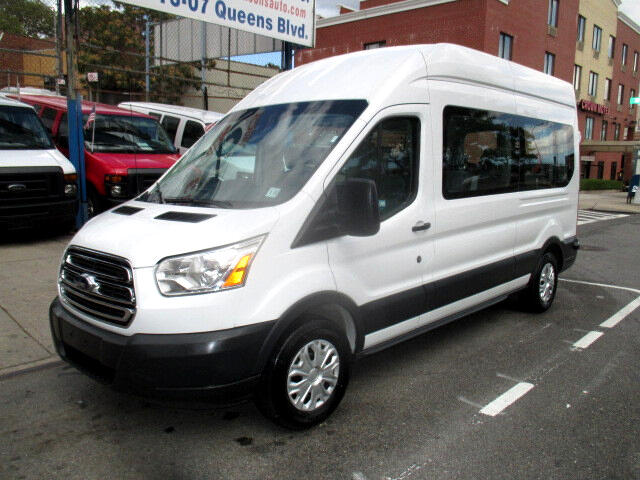 2016 Ford Transit 350 Wagon High Roof XLT w/Sliding Pass. 148-in. WB