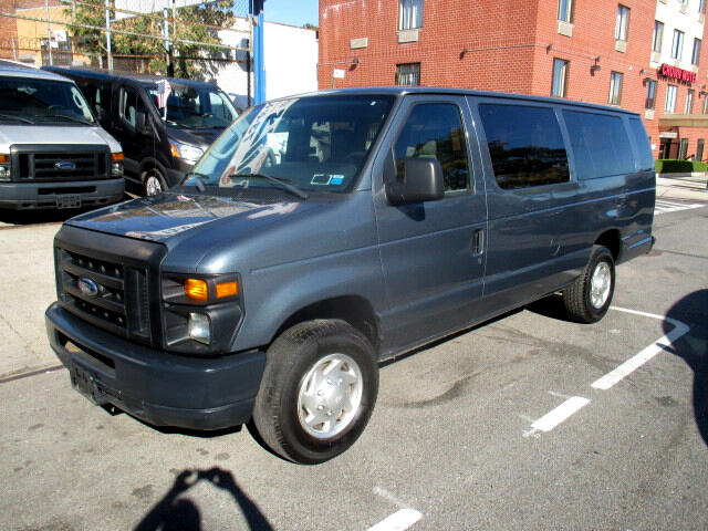 2012 Ford Econoline E-350 XL Super Duty Extended