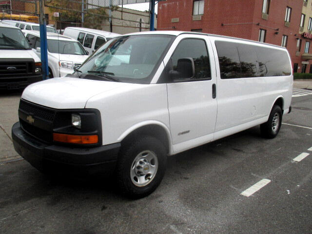 2005 Chevrolet Express 3500 Extended