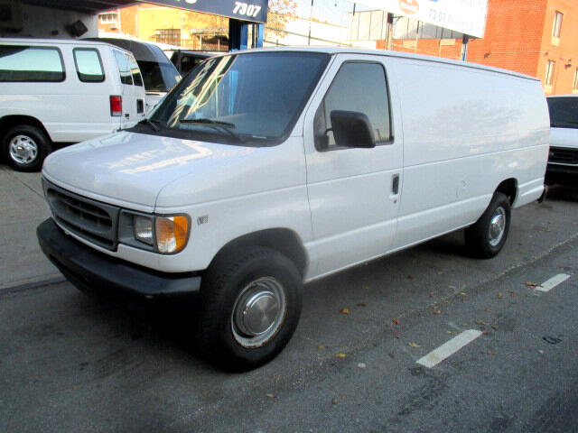 2001 Ford Econoline E350 Super Duty Extended