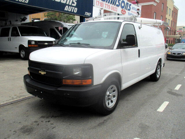 2011 Chevrolet Express 1500 AWD Cargo