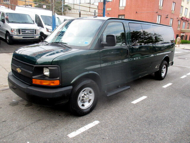 2014 Chevrolet Express LS 3500 Extended